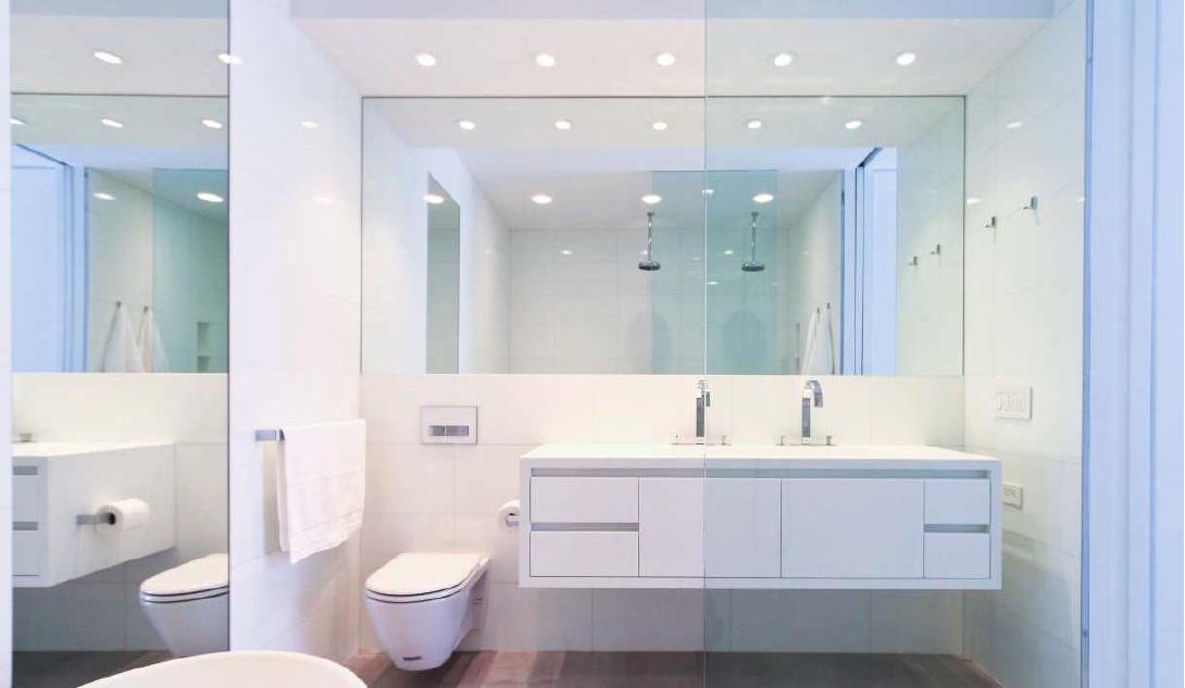 bathroom toilet lighting distribution mistakes