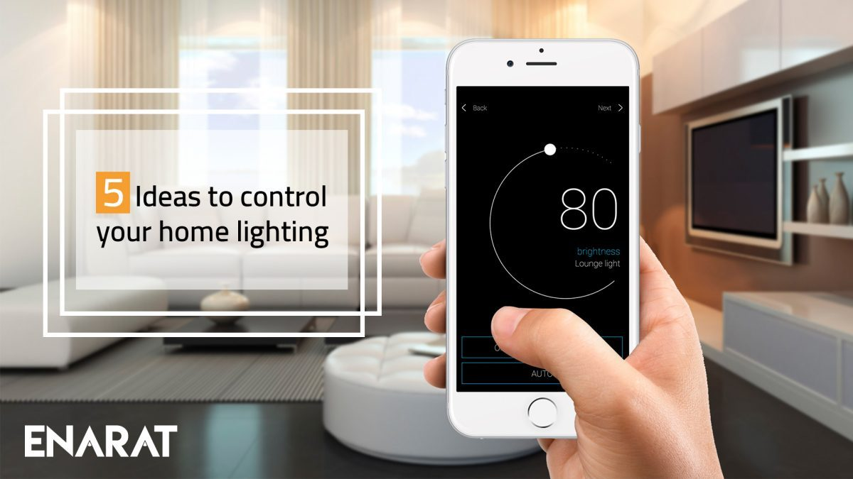 5- Ideas- to -control -your -home-lighting