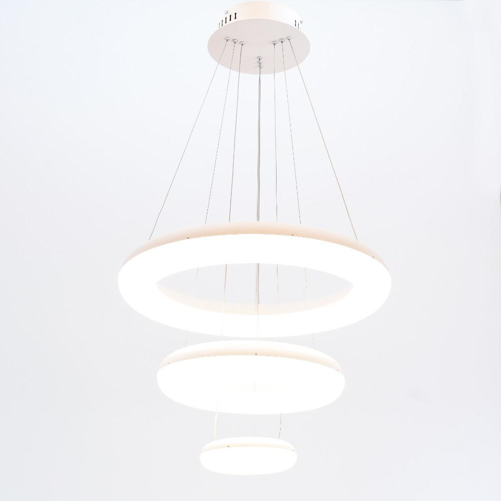 Gloria chrome chandelier