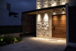 اضاءة خارجية-مدخل-اسبوت-اسبوتات