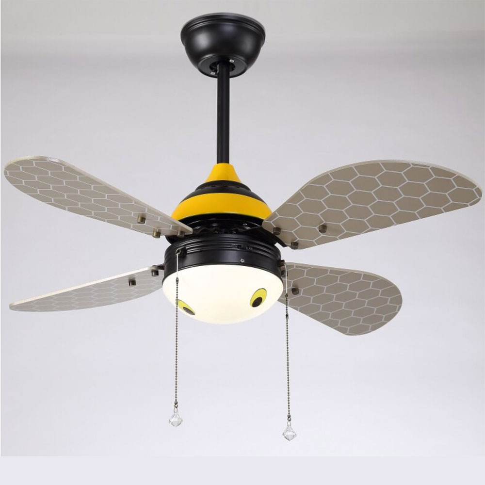 Mixed Colors 42 Inch Ceiling Fan