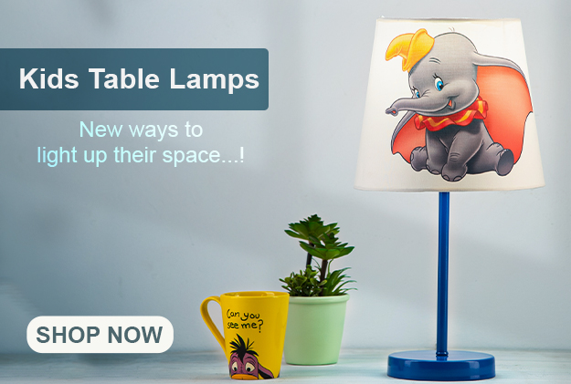 Kids Table lamps